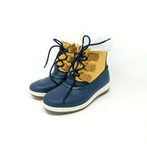 Sperry Pacifica Alpine Cold Weather Lace Up Boots